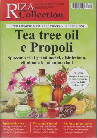 Riza Collection - Tea Tree Oil e Propoli - n. 14 - bimestrle - giugno - luglio 2020
