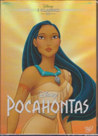 I Dvd di Sorrisi4 - Pocahontas - n. 29 - luglio 2020 - settimanale