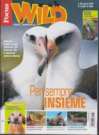 Focus Wild - n. 92 - marzo 2019 -