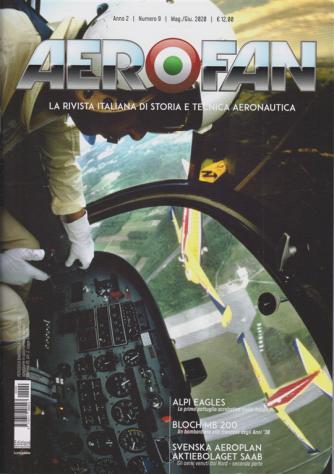 Aerofan - n. 9 - maggio - giugno 2020 - bimestrale