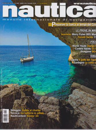 Nautica - n. 698 - giugno 2020 - mensile