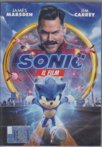 I Dvd di Sorrisi Collection 2 n. 12 - Sonic il film - 10/6/2020 - settimanale