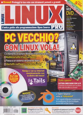 Linux Pro - n. 201 - bimestrale - giugno - luglio 2020