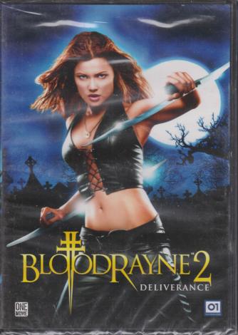 Cinekids - n. 21 - bimestrale - Bloodrayne 2 Deliverance - Sensyìuale & letale - 9/5/2020 -