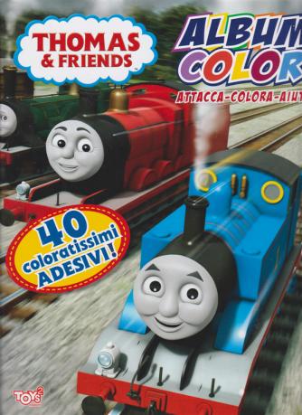 Toys2 Album color - Thomas & Friends - n. 38 - 20 maggio 2020 - bimestrale