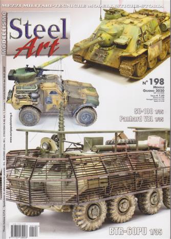 Steel Art - n. 198- mensile - giugno 2020