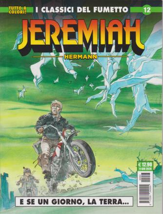 Jeremiah - n. 12 - E se un giorno, la terra....11 giugno 2020 - mensile