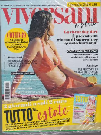 Viversani e Belli - + Tutto su...estate - n. 25 - 12/6/2020 - settimanale - 2 riviste