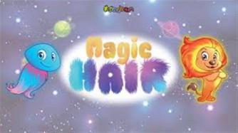 Busta MAGIC HAIR DOKI DOKI SQUISHY