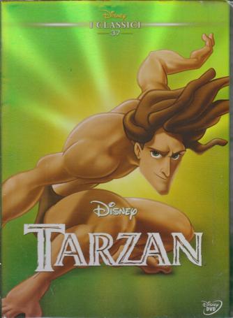 I Dvd di Sorrisi4 - n. 30 - Tarzan - 16/6/2020 - settimanale