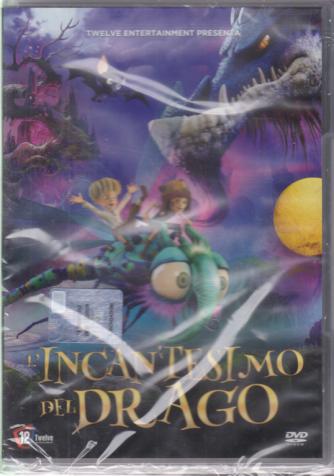 I Dvd di Sorrisi6 - L'incantesimo del drago - n. 23 - 16/6/2020 - settimanale