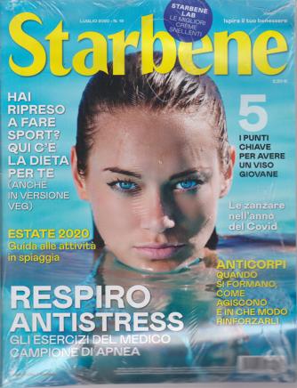 Starbene - n. 19 - mensile - luglio 2020 -