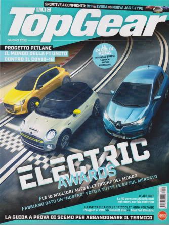 Top Gear - n. 151 - 16/6/2020 - mensile