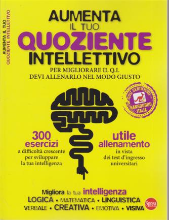 Scienze Quiz - n. 1 - Aumenta il tuo quoziente intellettivo - bimestrale - luglio - agosto 2020