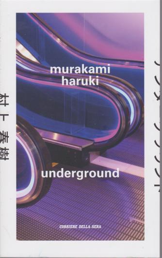Murakami Haruki - Underground - n. 6 - settimanale -