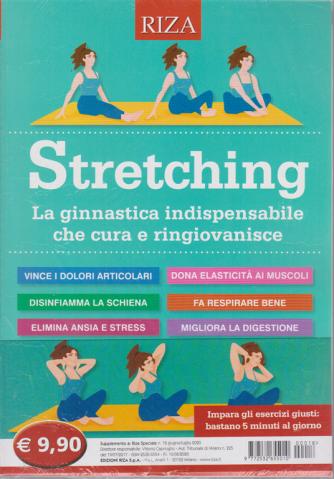 Riza Speciale - n. 18 - Stretching - giugno - luglio 2020 -