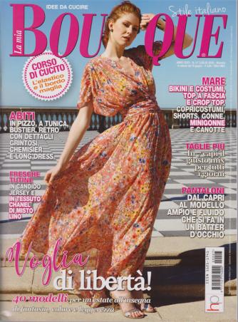 La mia boutique - stile italiano - n. 7 - luglio 2020 - mensile