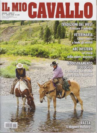 Il mio cavallo - n. 7 - luglio 2020 - mensile