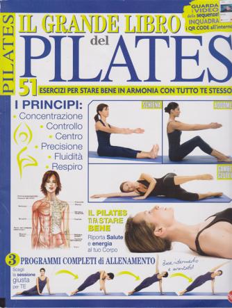 Il grande libro del Pilates - n. 1 - bimestrale - luglio - agosto 2020 -