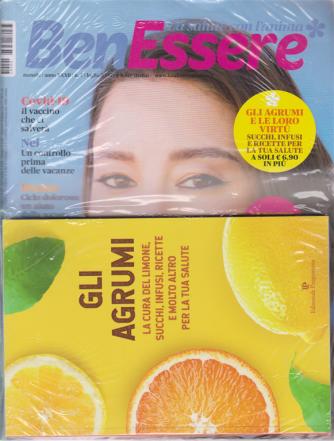 Benessere + il libro Gli agrumi - n. 7 - mensile - luglio 2020 - rivista + libro