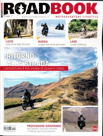 Road Book - Motoadventure lifestyle - bimestrale n. 18 Giugno 2020