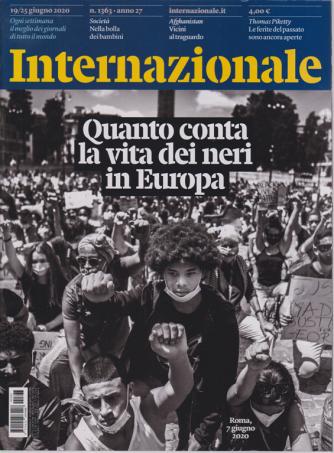 Internazionale - n. 1363 - 19/25 giugno 2020 - settimanale