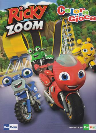 Ricky Zoom - n. 3 - trimestrale - 18/6/2020 -