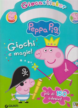 Giocasticker - Peppa Pig - n. 29 - 16/6/2020 - bimestrale -