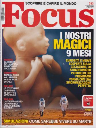 Focus - n. 333 - luglio 2020 - mensile
