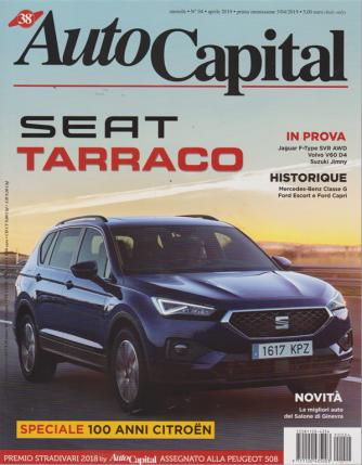Auto Capital - n. 4 - mensile - aprile 2019 -