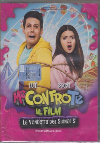 I Dvd di Sorrisi Collection 4 - Me contro Te - Il film - La vendetta del Signor S - n. 17 - 23 giugno 2020 - settimanale