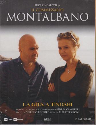 Luca Zingaretti in Il commissario Montalbano - La gita a Tindari - n. 11 - 23/6/2020 - settimanale