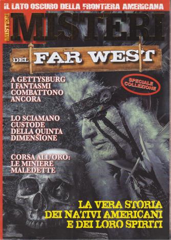 Misteri del Far West - agosto 2020
