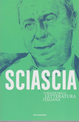 I grandi della letteratura italiana - Sciascia - n. 9 - settimanale - 23/6/2020