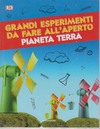 I Libri di Sorrisi3 - n. 4 - Grandi esperimenti da fare all'aperto - Pianeta terra - 26/6/2020 - settimanale -
