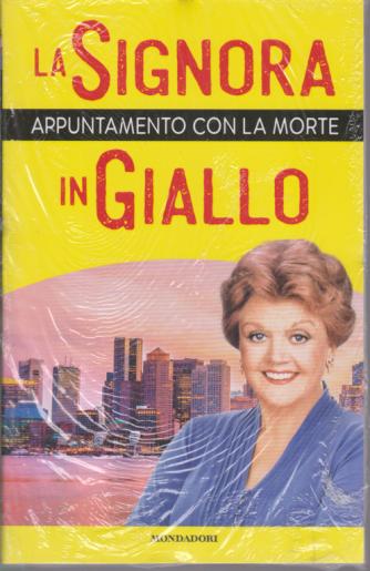 I Libri di Sorrisi Pocket - n. 4 - La signora in giallo - Appuntamento con la morte - 25/6/2020 - settimanale