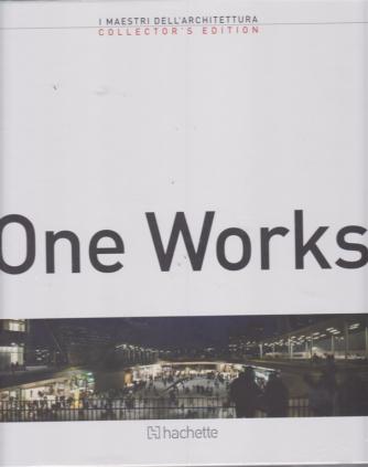 I maestri dell'architettura - One works - n. 8 - 5/4/2019 - quattordicinale - esce il venerdì
