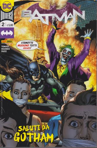 Batman - Saluti da Gutham - n. 2 - quindicinale - 25 giugno 2020
