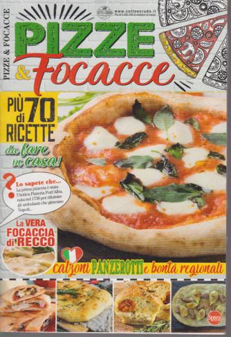 Pizze & Focacce - n. 8 - bimestrale - luglio - agosto 2020