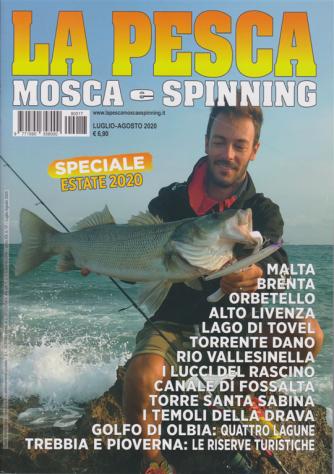 La Pesca Mosca e spinning - n. 17 - luglio - agosto 2020