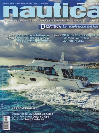 Nautica - n. 684 - aprile 2019 - mensile