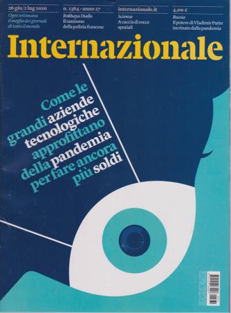 Internazionale - n. 1364 - 26 giugno / 2 luglio 2020 - settimanale