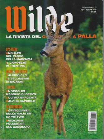 Wilde - n. 15 - bimestrale - luglio - agosto 2020