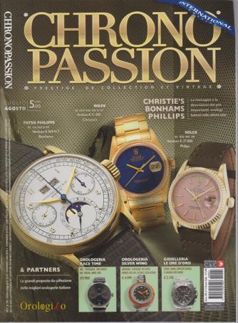 Chrono passion - n.4 - bimestrale - luglio - agosto 2020