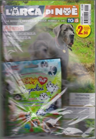 L'arca di Noe' - + Spinny Pet Cagnolini - n. 7 - luglio 2020 - mensile