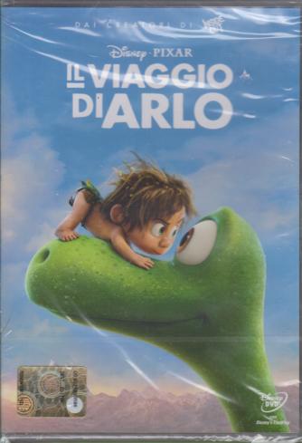 I Dvd di Sorrisi6 - Il viaggio di Arlo - n. 25 - settimanale - 30/6/2020