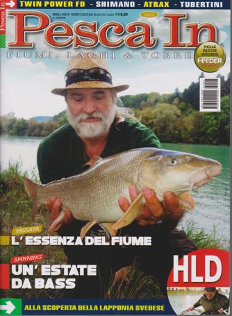 Pesca In - n. 7 - mensile - luglio 2020