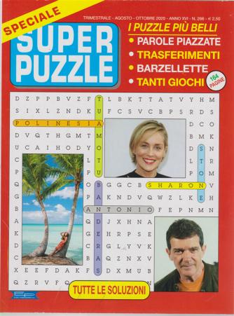 Speciale Super Puzzle - n. 266 - trimestrale - agosto - ottobre 2020 - 164 pagine
