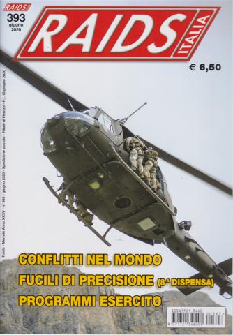 Raids - n. 393 - giugno 2020 - mensile