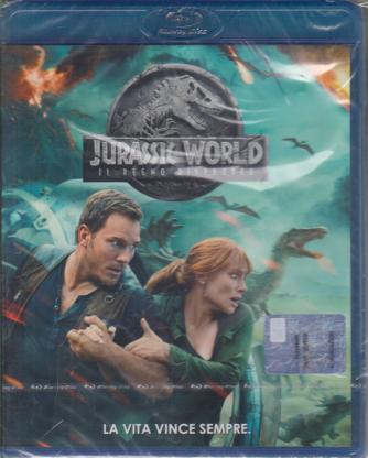I Blu Ray di Sorrisi - Jurassic World - Il regno distrutto - La vita vince sempre - n. 6 - settimanale - luglio 2020